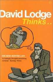 Cover of David Lodge: Thinks