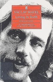Cover of Vaclav Havel: Living in Truth