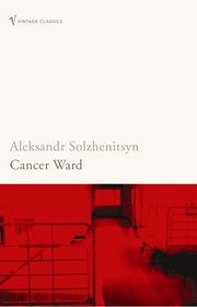 Cover of Aleksander Solzhenitsyn: Cancer Ward