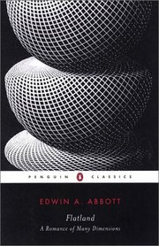 Cover of Edwin A. Abbott: Flatland