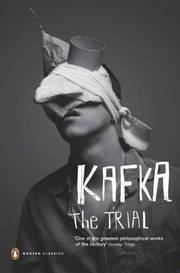 Cover of Franz Kafka: The Trial