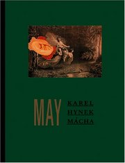 Cover of Karel Hynek Macha: May
