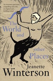 Cover of Jeanette Winterson: The World and Other Places