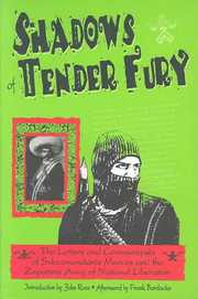 Cover of Shadows of Tender Fury