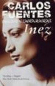 Cover of Carlos Fuentes: Inez
