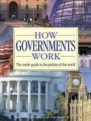 Cover of How Governments Work