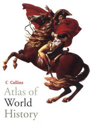 Cover of Collins Atlas of World History