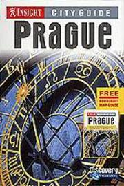 Cover of Prague Insight City Guide