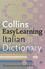 Cover of Collins Easy Learning Italian Dictionary