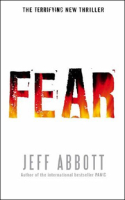 Cover of Jeff Abbott: Fear