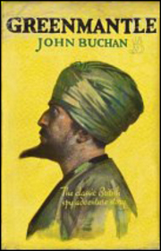 Cover of John Buchan: Greenmantle