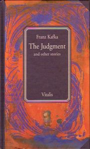 Cover of Franz Kafka: The Judgement