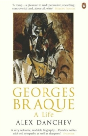 Cover of Alex Danchev: Georges Braque