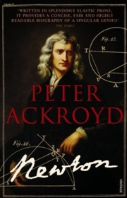 Cover of Peter Ackroyd: Newton