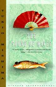 Cover of Yukio Mishima: The Sound of Waves