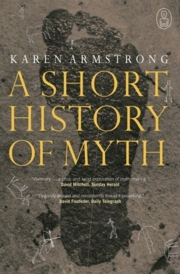 Cover of Karen Armstrong: Short History of Myth
