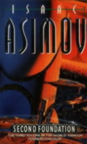 Cover of Isaac Asimov: Second Foundation