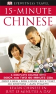 Cover of 15-Minute Chinese CD Pack