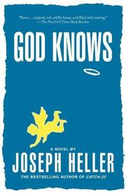 Cover of Joseph Heller: God Knows