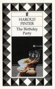 Cover of Harold Pinter: Birthday Party