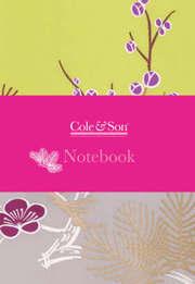 Coles Notebook Tamarisk Quadrille Shakes Cz Books