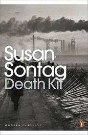 Cover of Susan Sontag: Death Kit