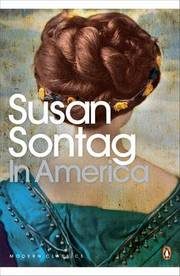 Cover of Susan Sontag: In America