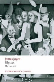Cover of James Joyce: Ulysses