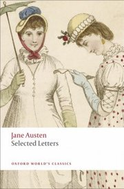 Cover of Jane Austen: Selected Letters