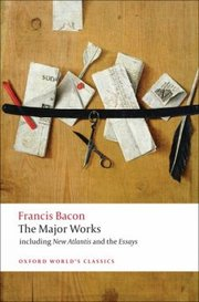 Cover of Francis Bacon, Brian Vickers (EDT): Francis Bacon