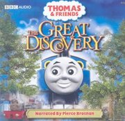 Cover of Pierce Brosnan (Narrator): Thomas and Friends: The Great Discovery