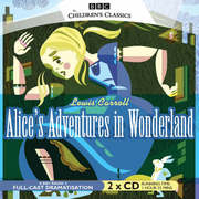 Cover of Lewis Carroll: Alice's Adventures in Wonderland