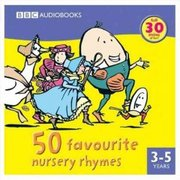 Cover of 50 Favourite Nursery Rhymes