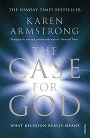 Cover of Karen Armstrong: Case For God