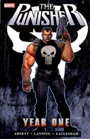 Cover of Dan Abnett, Andy Lanning: The Punisher