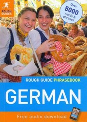 Cover of Rough Guide Phrasebook: German
