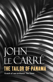 Cover of John le Carre: The Tailor of Panama