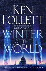 Cover of Ken Follett: Winter of the World