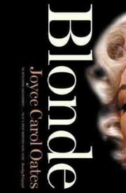 Cover of Joyce Carol Oates: Blonde