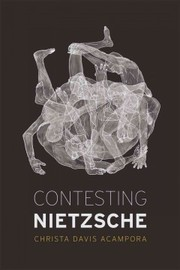 Cover of Christa Davis Acampora: Contesting Nietzsche