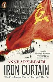 Cover of Anne Applebaum: Iron Curtain