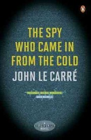 Cover of John le Carre: The Spy Who Came in from the Cold