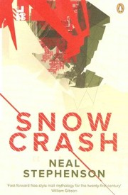 Cover of Neal Stephenson: Snow Crash
