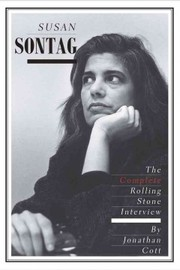 Cover of Jonathan Cott: Susan Sontag