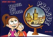 Cover of Karen York: Susie and Tom Travel the World PRAGUE