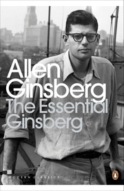 Cover of Allen Ginsberg: The Essential Ginsberg