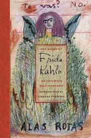 Cover of Frida Kahlo, Carlos Fuentes (INT), Sarah M. Lowe (CON): The Diary of Frida Kahlo