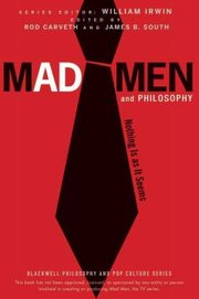 Cover of Mad Men and Philosophy