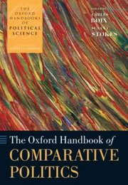 Cover of The Oxford Handbook of Comparative Politics