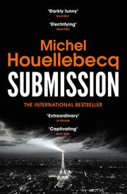 Cover of Michel Houellebecq: Submission